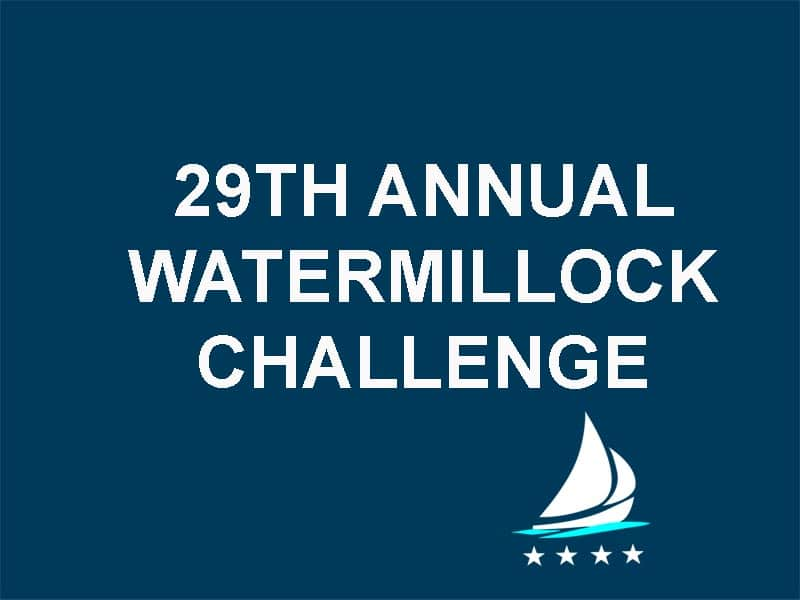 The 29th Annual Watermillock Challenge