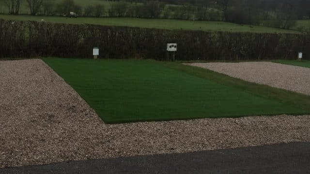 All Weather Grass Pitches Numbers 5, 6 and 7